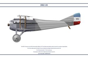 SPAD S.VII Serbia 1 by WS-Clave
