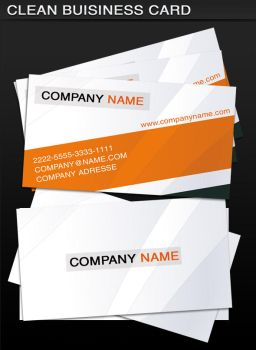 business card template by salhi
