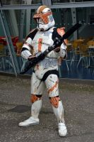Commander Cody Cosplay at The NSC (18) by masimage