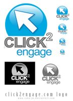 click2engage.com logo by radu-jm