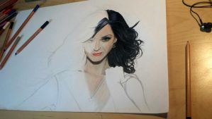 Katy Perry (Uncompleted) by MakaSchwulah