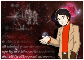 Carl Sagan by Carlos-the-G