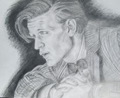 Doctor Who by ScrawlTheatre