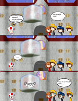 Mario Party Parody: page 1 by Hero-of-Awesome
