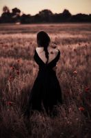 lonely all the time II by paulinquua