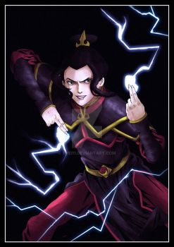 AZULA by thei11