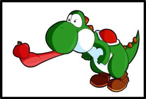 Yoshi. by chip14