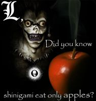 Shinigami Apples by Acoyph