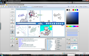 Iscribble- Togetic PDG by xBlackMelody