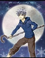 Rise of the Guardians: Jack Frost by Grim-Raider