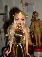 ooak dragon fairy barbie by DivinityNemesis