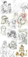 Sketchdump 2012 - 1 by mistermoster