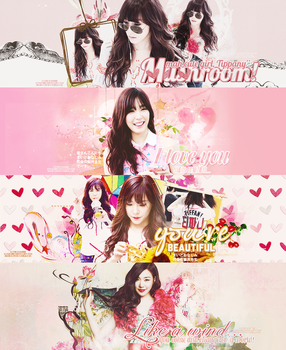 [Pack Cover] Happy Birthday Tippany - 01-08-2013 by jungsubby