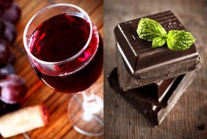 Chocolate Red Wine by ailsalu