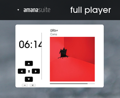 full player for amana suite by magafaka