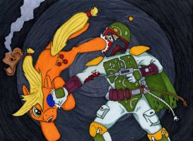 Boba Vs. Ponies 6 by Allison-beriyani