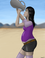 A Powerful Thirst by Hexalt