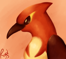 Fletchinder Painting
