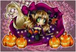 Myshhu Halloween 2013 by DarkMysha
