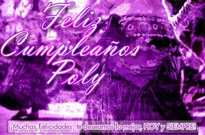 Feliz Cumple POLY by FuaniChan