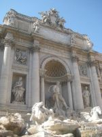 The Fountain of Trevi by BenjiPrice