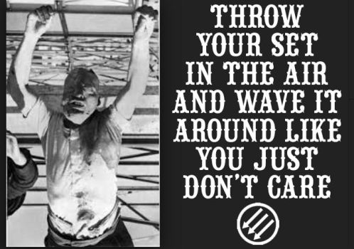 Throw You Set In The Air Antifa by crizzlesbuttons