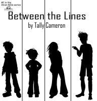 Between the Lines -:cover:- by Kid-Apocalypse