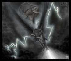 Strike Lightning by souku