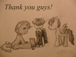 The Brony Show Bronies by elfy016