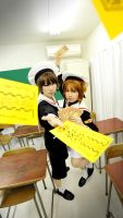 Card Captor Sakura - Unleash by gk-reiko