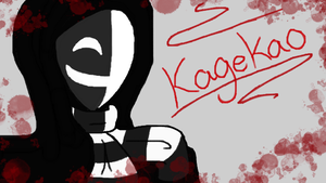 It's Kage! by ChaoticPuppetMaster