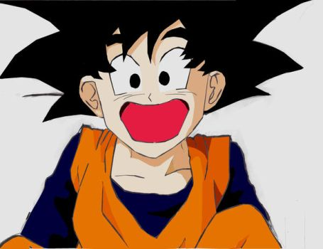 goten... colouren by aaa444nne
