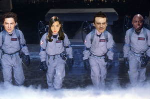 My Version of GhostBusters by dragonsblood23