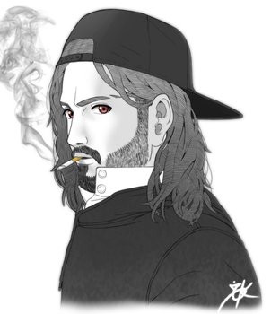 SMOKE by KIMADRID