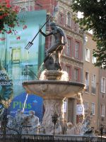 The Neptune Fountain by incasent