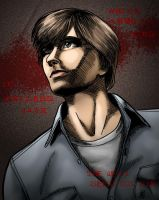 Henry from Silent Hill 4 by Razia
