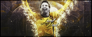 Messi Sig by MB2GFX