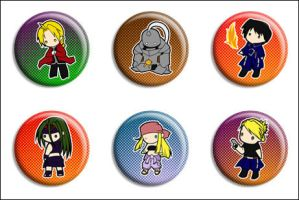 FMA Buttons by Maxx-V