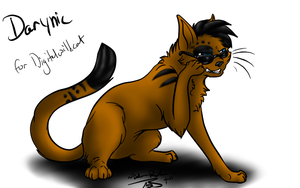 .AT.Darynic for Digitalwildcat by LindsayPrower