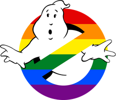 Ghostbusters Pride by kingpin1055