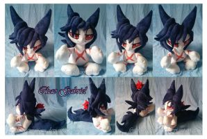 Chao Gabriel by Feneksia-Creations