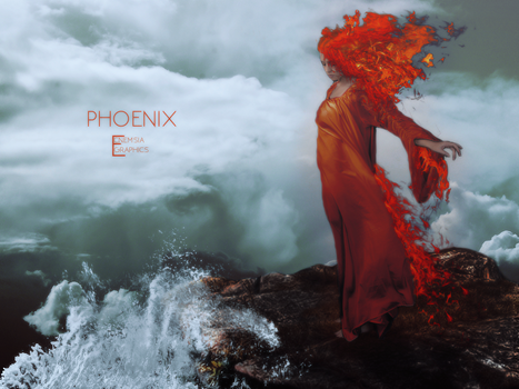 Phoenix by ecnemsia