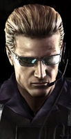 Albert Wesker by Cheli-chan