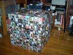 Menger Sponge--Magic the Gathering by Luke023