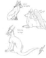 Eveelutions Concept Art by CuriousInferno