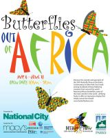 Butterflies Out of Africa by alostrael444