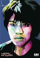Heiril Anwar In WPAP by ullahahn