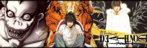 Death Note Signature by KnucklesTheEchidna53