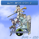 Log Horizon 2 ICO, PNG & Folder by bryan1213