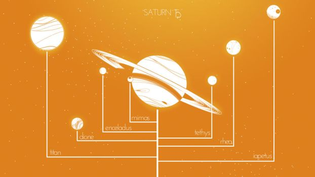 Saturn 16:9 by andloco